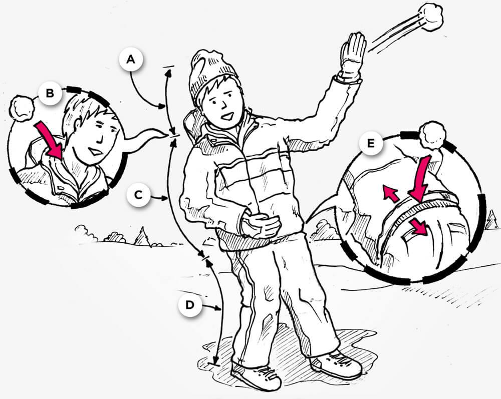 Battle sledges game: illustration 1