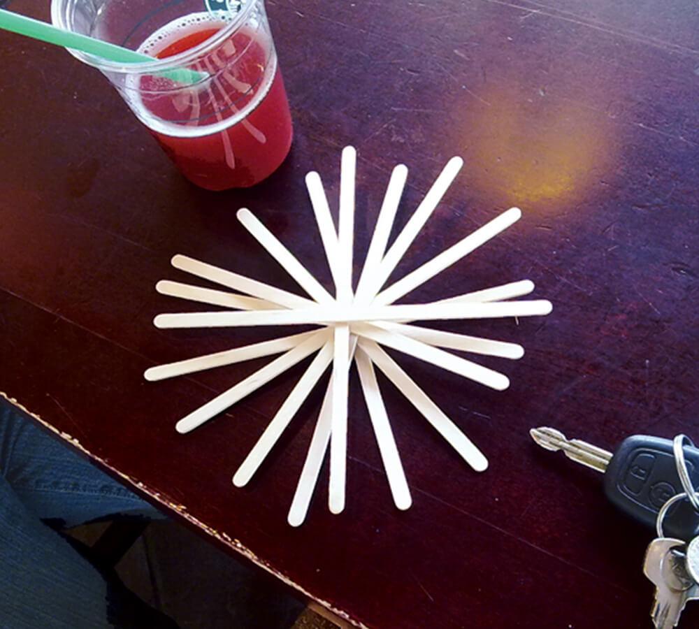 Coffee shop activity: Wagon Wheel