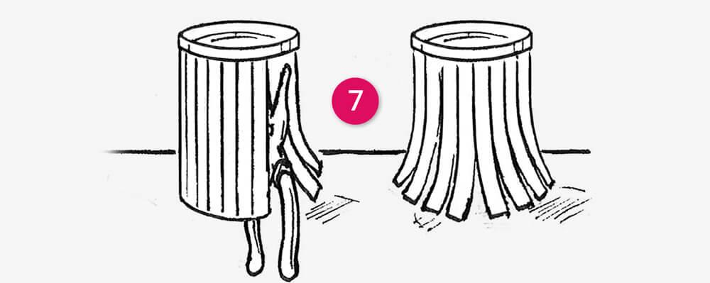 How to make a Tin can tea light holder: illustration 5